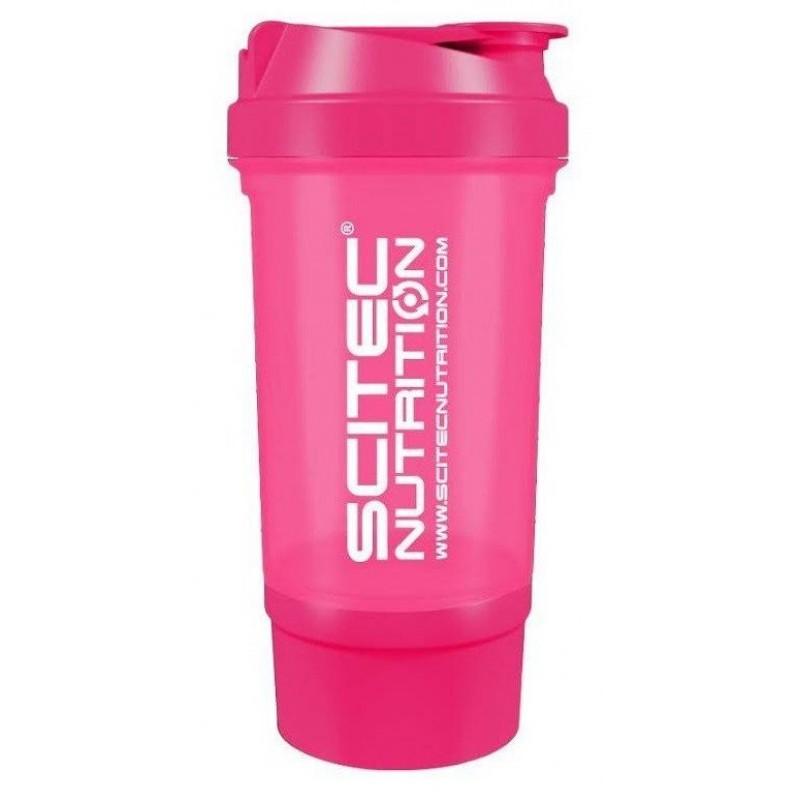 Scitec Nutrition Smartshaker pink 500 ml