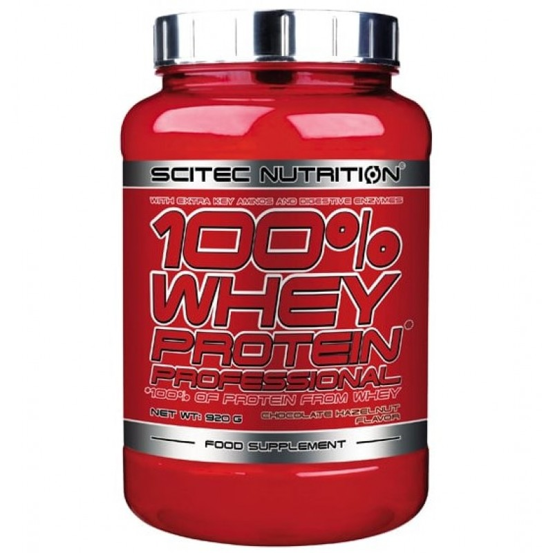 Scitec Nutrition Whey Protein Prof 920g