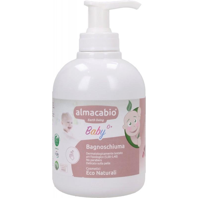 Almacabio Baby Bubble Bath 0+ šampoon 300 ml