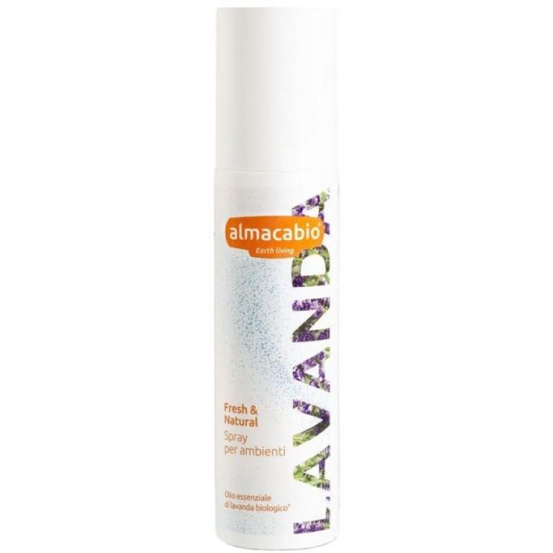 Almacabio Naturaalne lavendliga õhuvärskendaja 125 ml