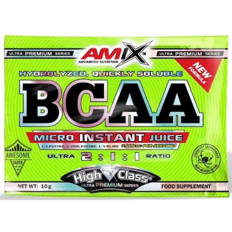 Amix Nutrition BCAA High Class Micro-Instant Juice pakike 10 g