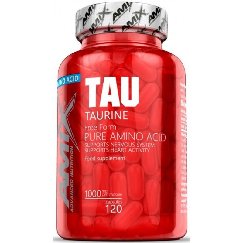 Amix Nutrition Tauriin 120 kapslit