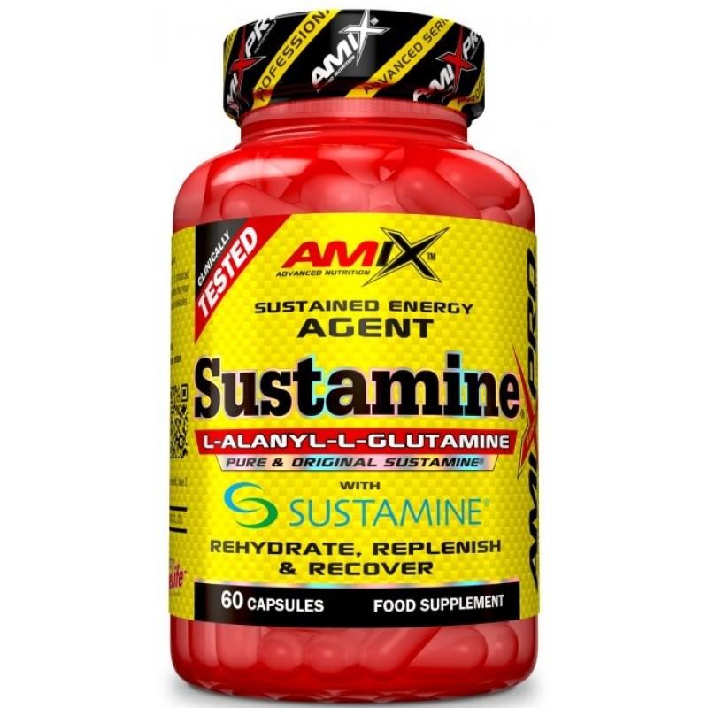 Amix Nutrition Sustamine 60 kapslit