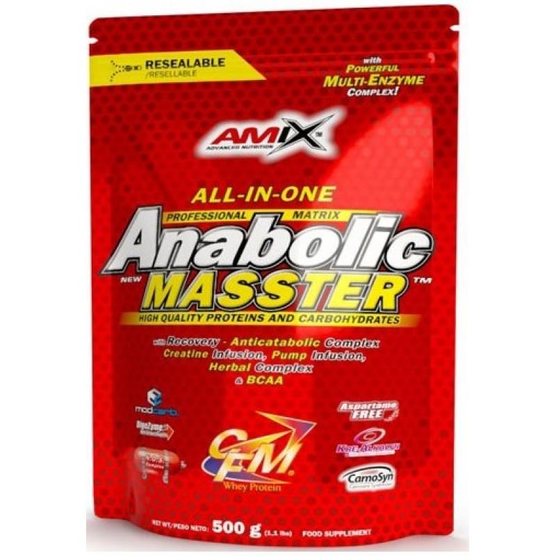 Amix Nutrition Anabolic Masster 500 g