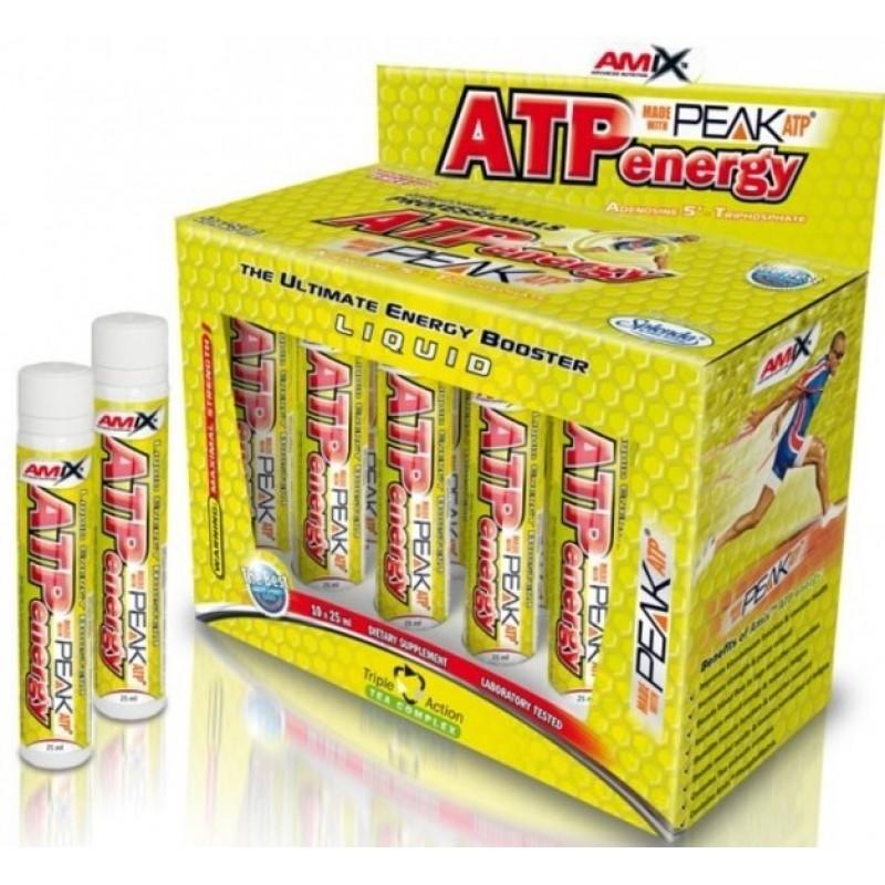 Amix Nutrition ATP Energy Liquid 10 x 25 ml