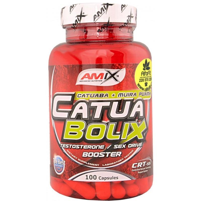 Amix Nutrition CatuaBolix 100 kapslit