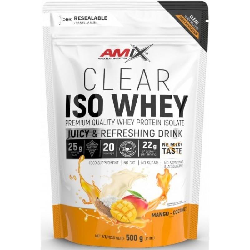 Amix Nutrition Clear Iso Whey 500 g