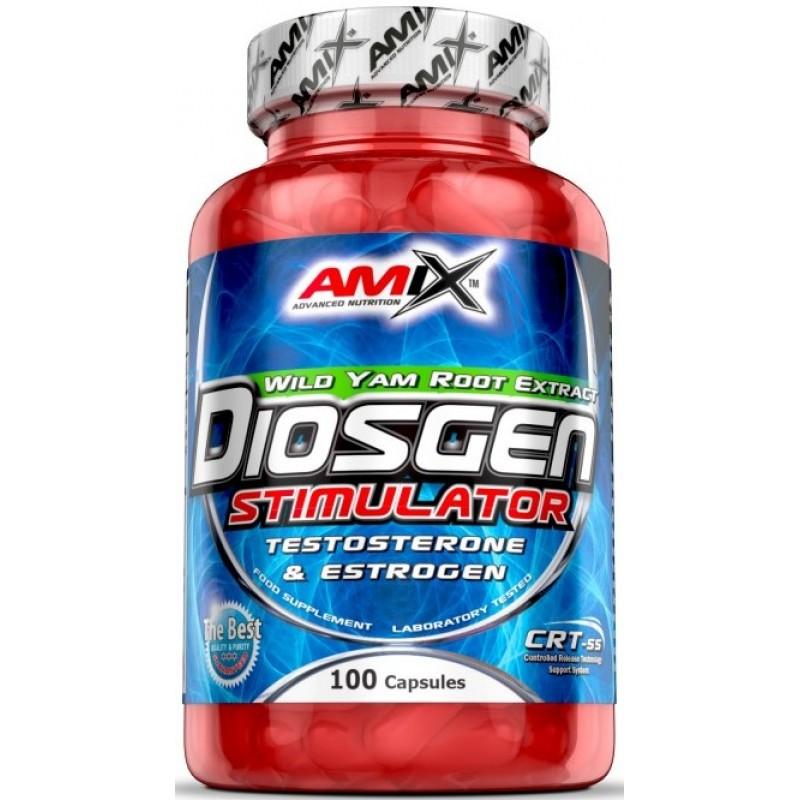 Amix Nutrition Diosgen Stimulator 100 kapslit
