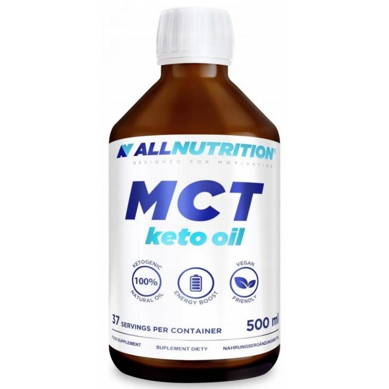 MCT Keto oil 500 ml