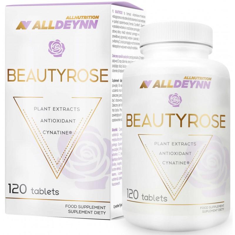 AllNutrition AllDeynn BeautyRose 120 tabletti