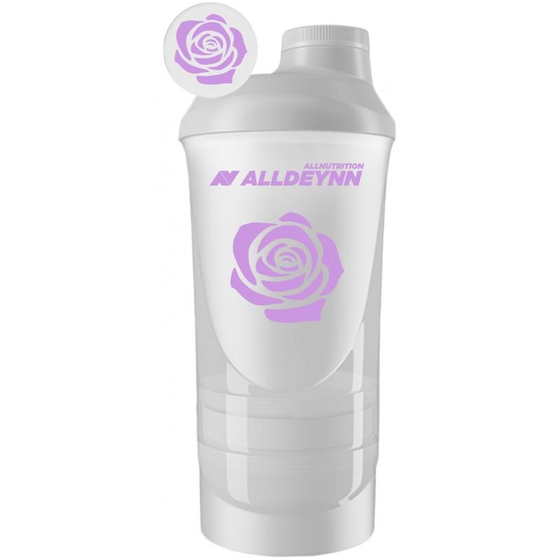 AllNutrition AllDeynn šeiker 600 + 350 ml valge
