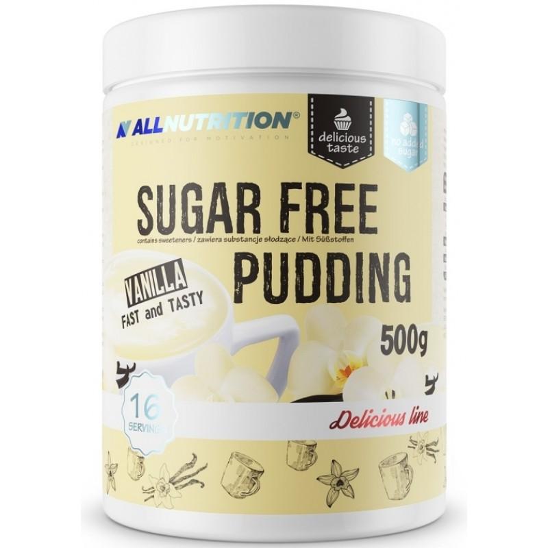 Suhkruvaba puding 500 g, vanilje