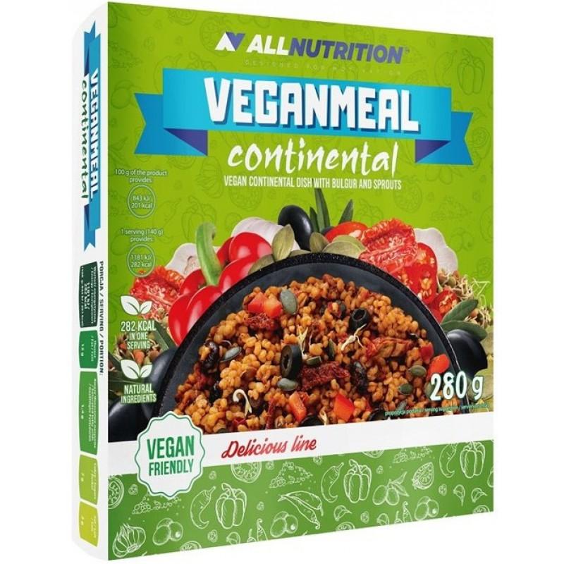 Veganmeal 280 g continental - bulgur idudega ja köögiviljadega