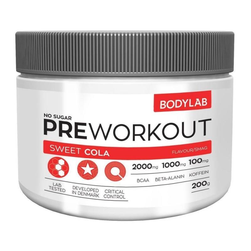 Bodylab Pre-Workout (200g)