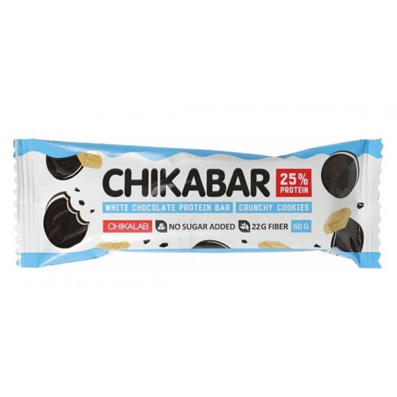 Chikabar 60 g Crunchy Cookies