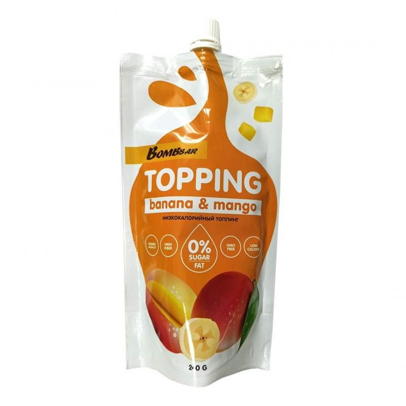 Bombbar Topping Banana-Mango 250 g