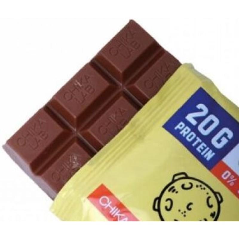 Bombbar Chika Sport šokolaad metspähklitega 100g