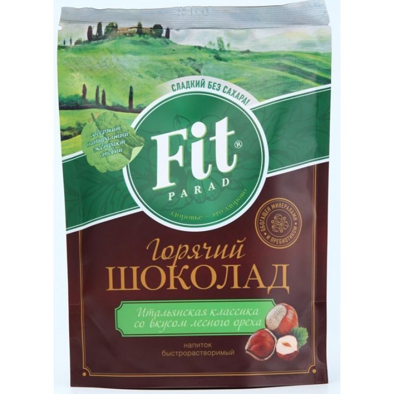 Fitparad Kuum šokolaad, metsapähkel 200 g