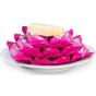 Gymqueen Fluffy valgubatoon 35 g - vanilje - 1