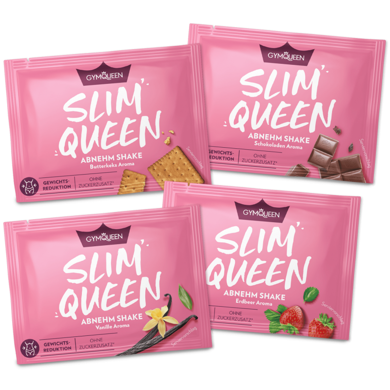 Gymqueen Üks portsjon Slim Queen kokteili 30 g