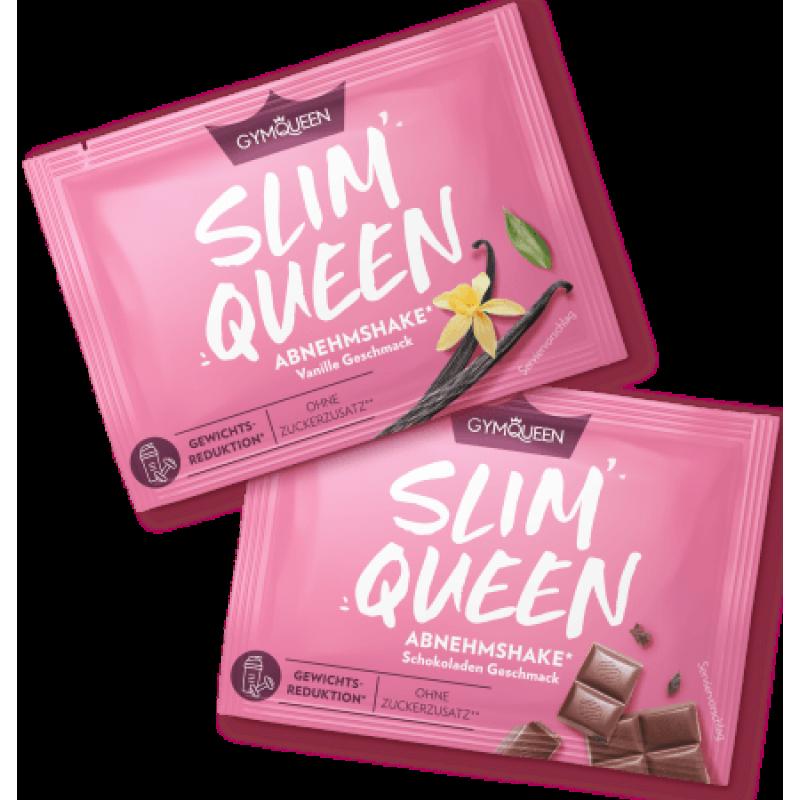Gymqueen Üks portsjon Slim Queen kokteili 30 g foto