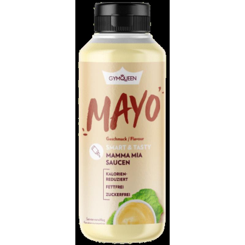 Gymqueen Mamma Mia Zero Kcal kaste 275 ml - Mayo