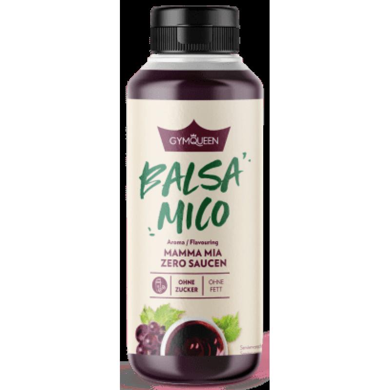 Gymqueen Mamma Mia Zero Kcal kaste 275 ml - Balsamico