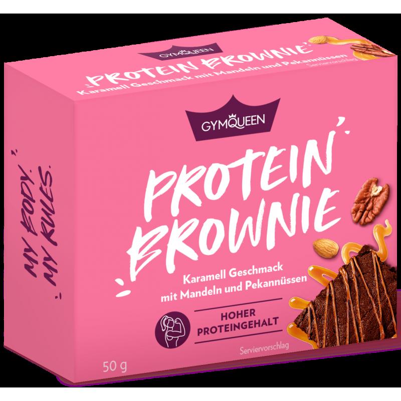 Gymqueen Proteiini Brownie 50 g foto