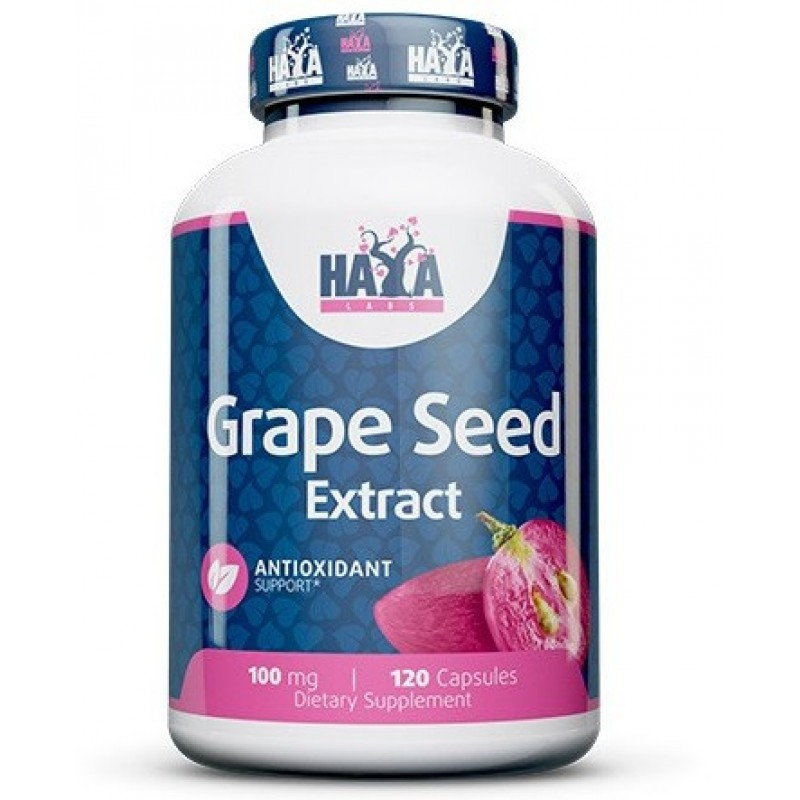 Grape Seed Extract 120 Caps