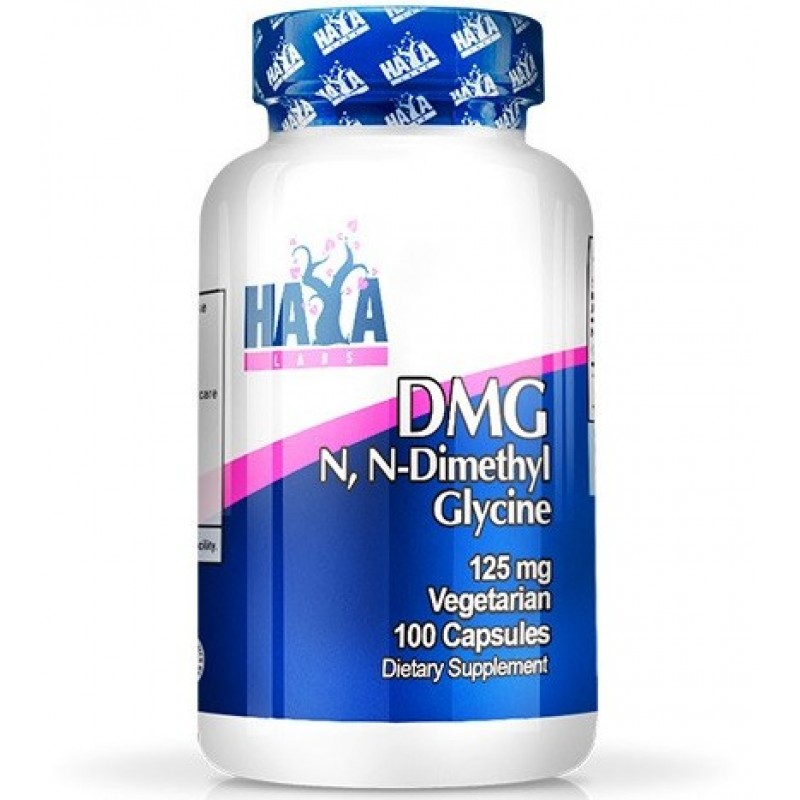 Haya Labs DMG 125 mg 100 kapslit