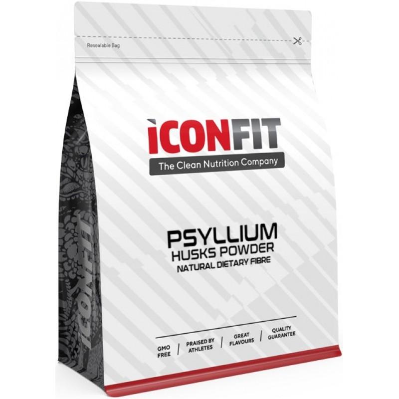 Iconfit Psyllium (78% Naturaalne Kiudaine) 800 g
