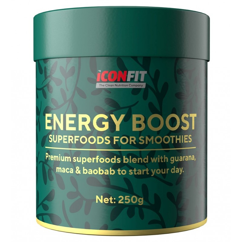 Iconfit Energy Boost 250 g foto