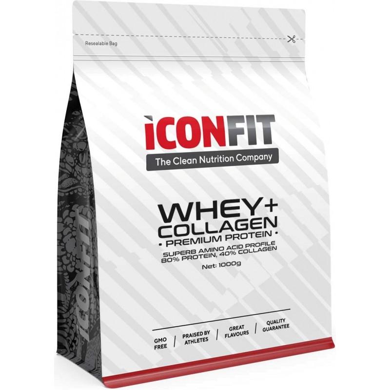 WHEY+ Collagen Premium Protein 1 kg kott