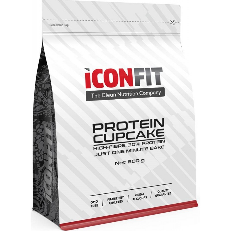 Iconfit Protein Cupcake 800 g