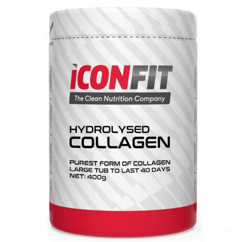 Iconfit Hüdrolüüsitud kollageen 400 g