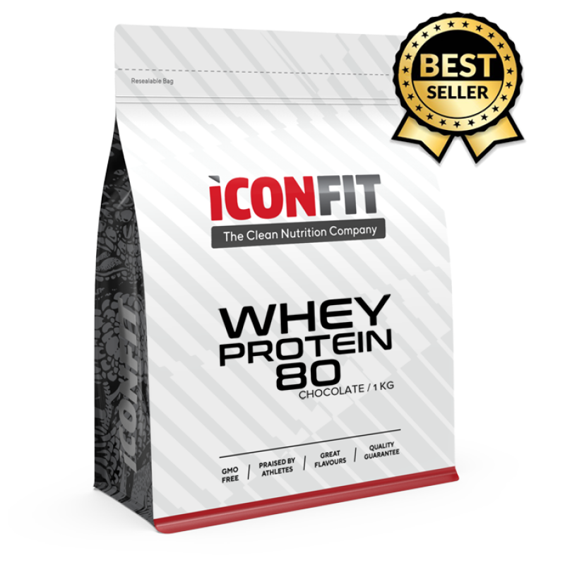 Iconfit Whey Protein 80 1 kg