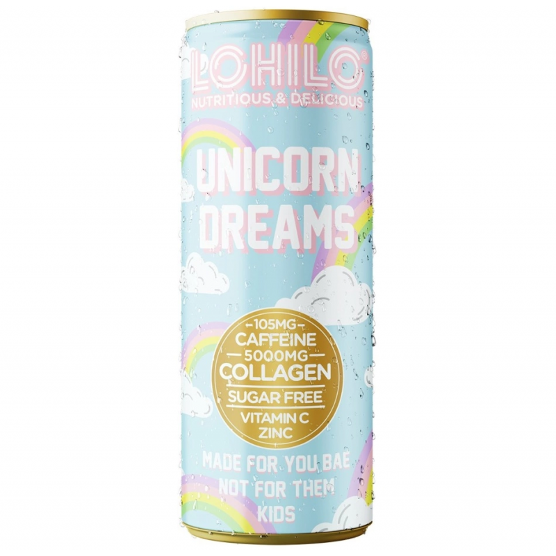 Lohilo Collagen Drink 330 ml - Unicorn Dreams