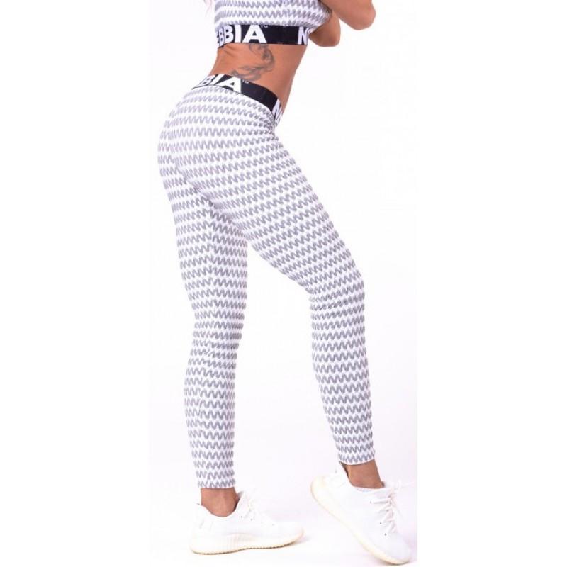 Nebbia Boho Style 3D pattern leggings 658, helehallid