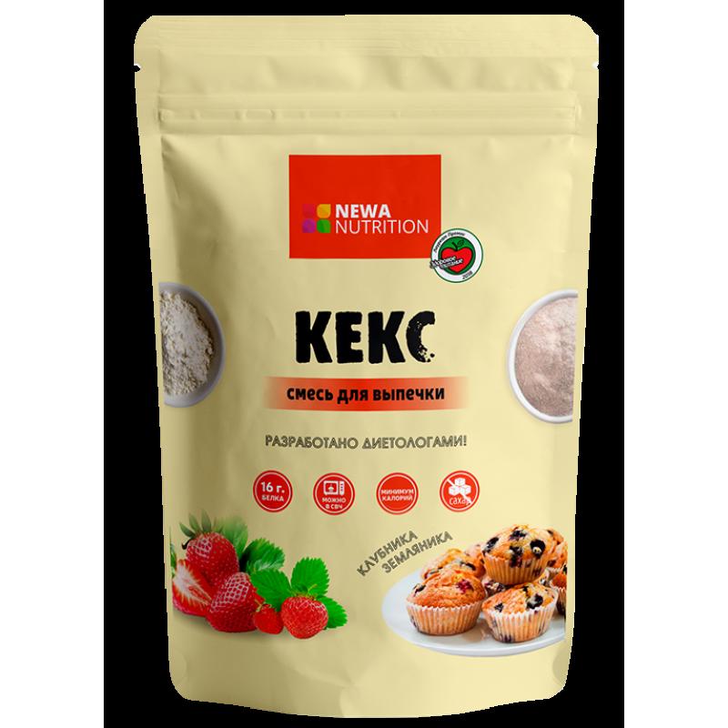 Newa Nutrition Keekside küpsetussegu, maasika-metsmaasika 200 g