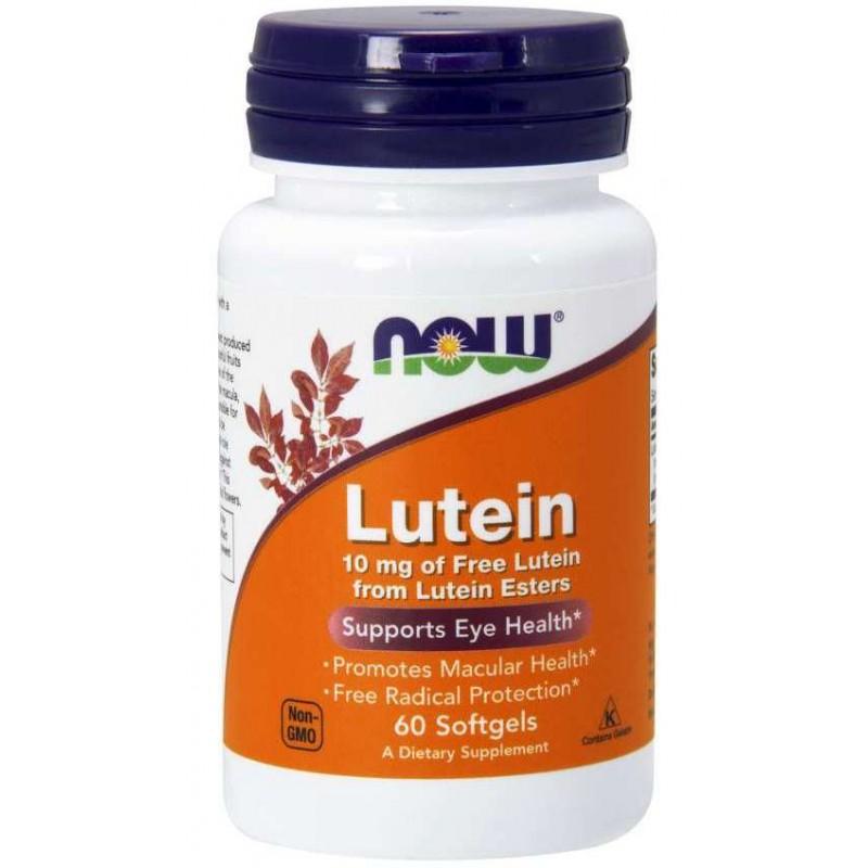 Lutein 10 mg 60 Softgels