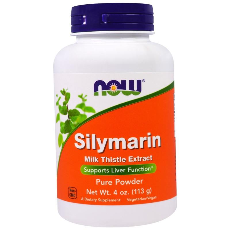 NOW Silymarin 113 g