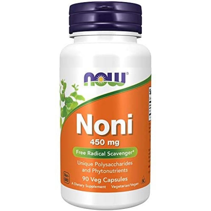 NOW Noni 450 mg 90 vege kapslit