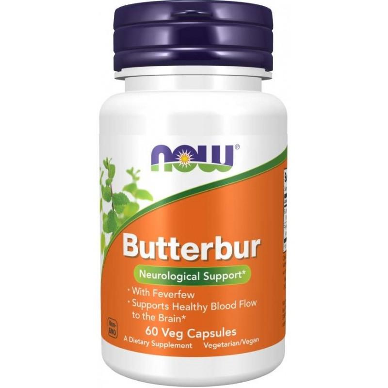 Butterbur 75 mg 60 vege kapslit