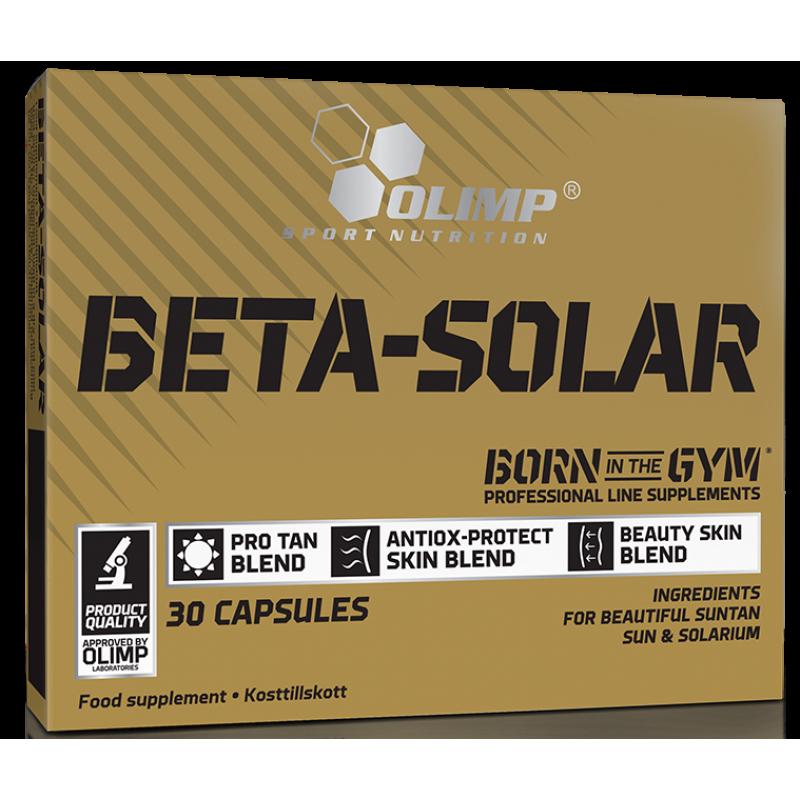 Olimp Beta-Solar 30 kapslit