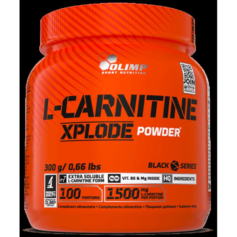 L-karnitiin Xplode 300 g