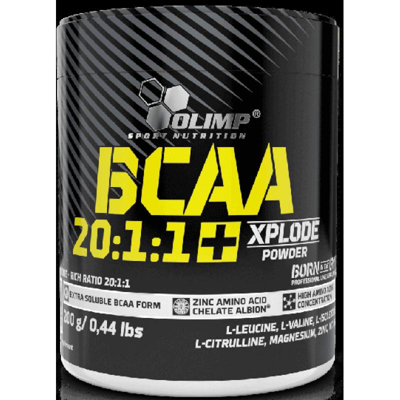 Olimp BCAA 20:1:1 Xplode powder 200 g