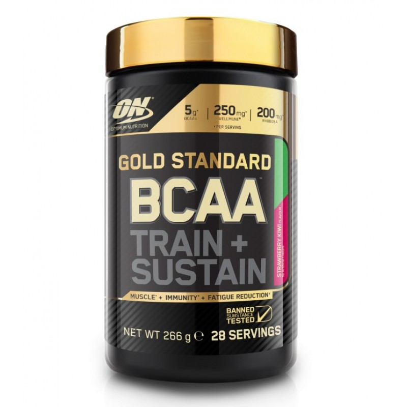 Optimum Nutrition GOLD STANDARD BCAA TRAIN + SUSTAIN 28 SERVINGS