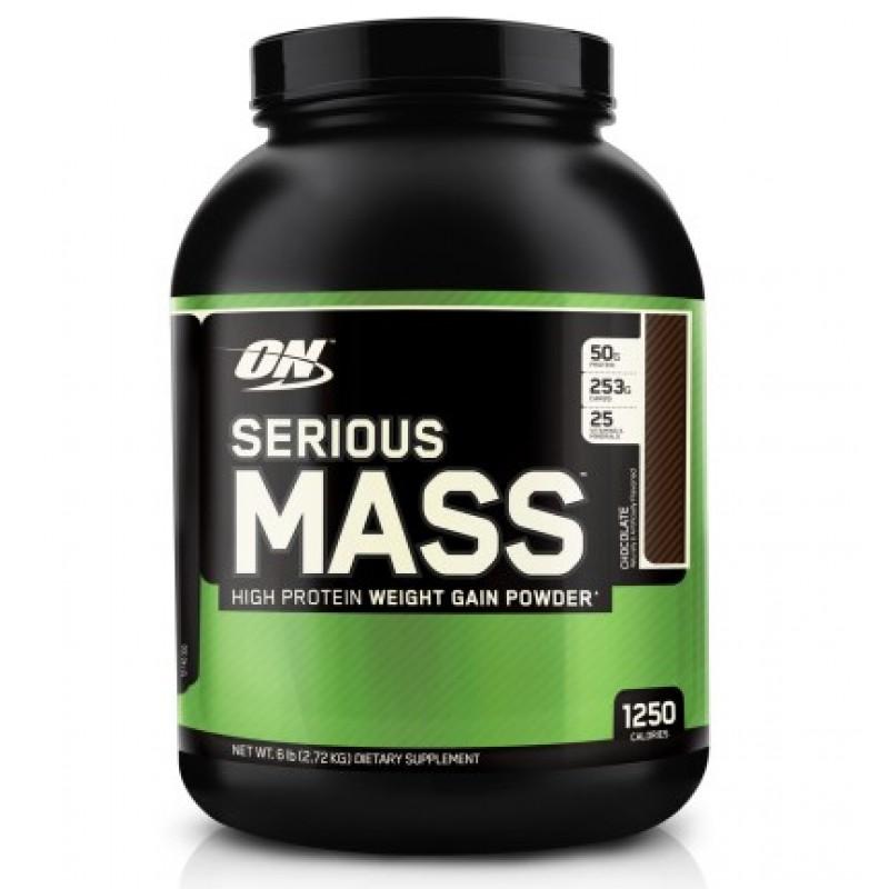 Optimum Nutrition Serious Mass 2727g
