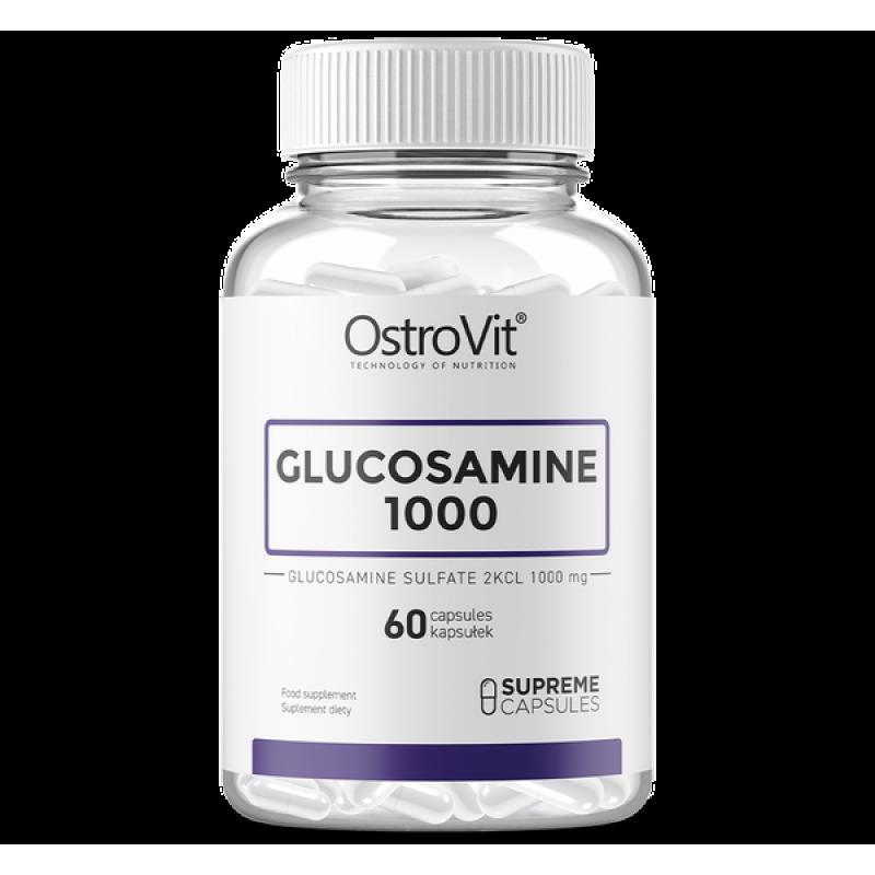 Ostrovit Supreme glükoosamiin 1000 60 kapslit