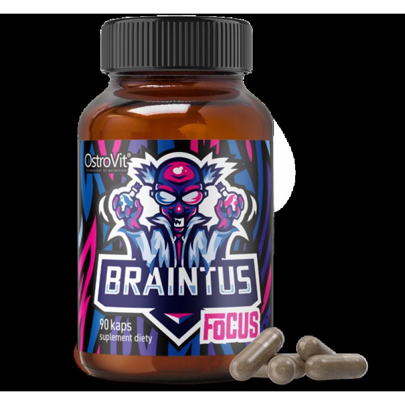 Ostrovit Braintus Focus 90 kapslit